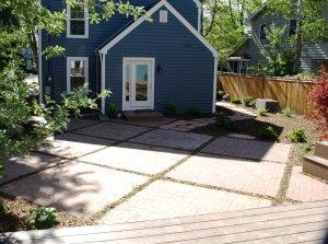 Backyard Landscape Design Denver