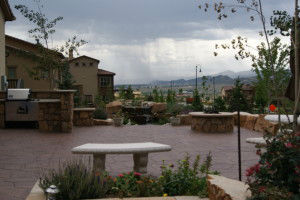Backyard Landscaping Castle Rock