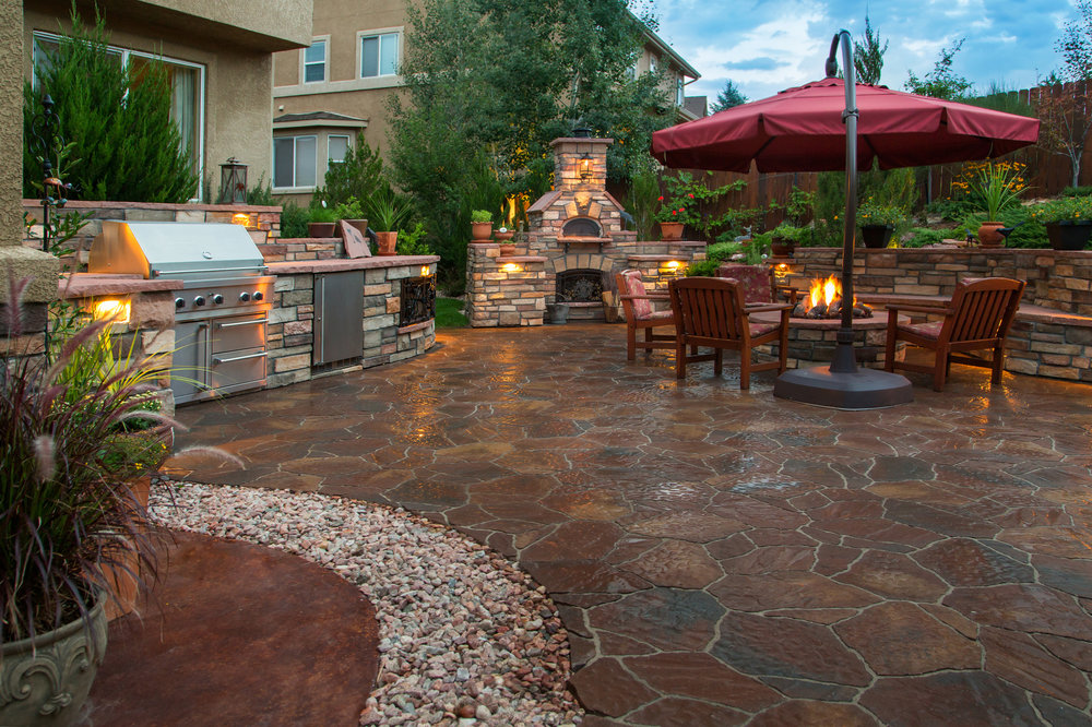Denver Landscape Construction Services