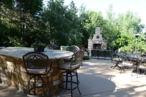 Backyard Landscape Design, Denver, CO
