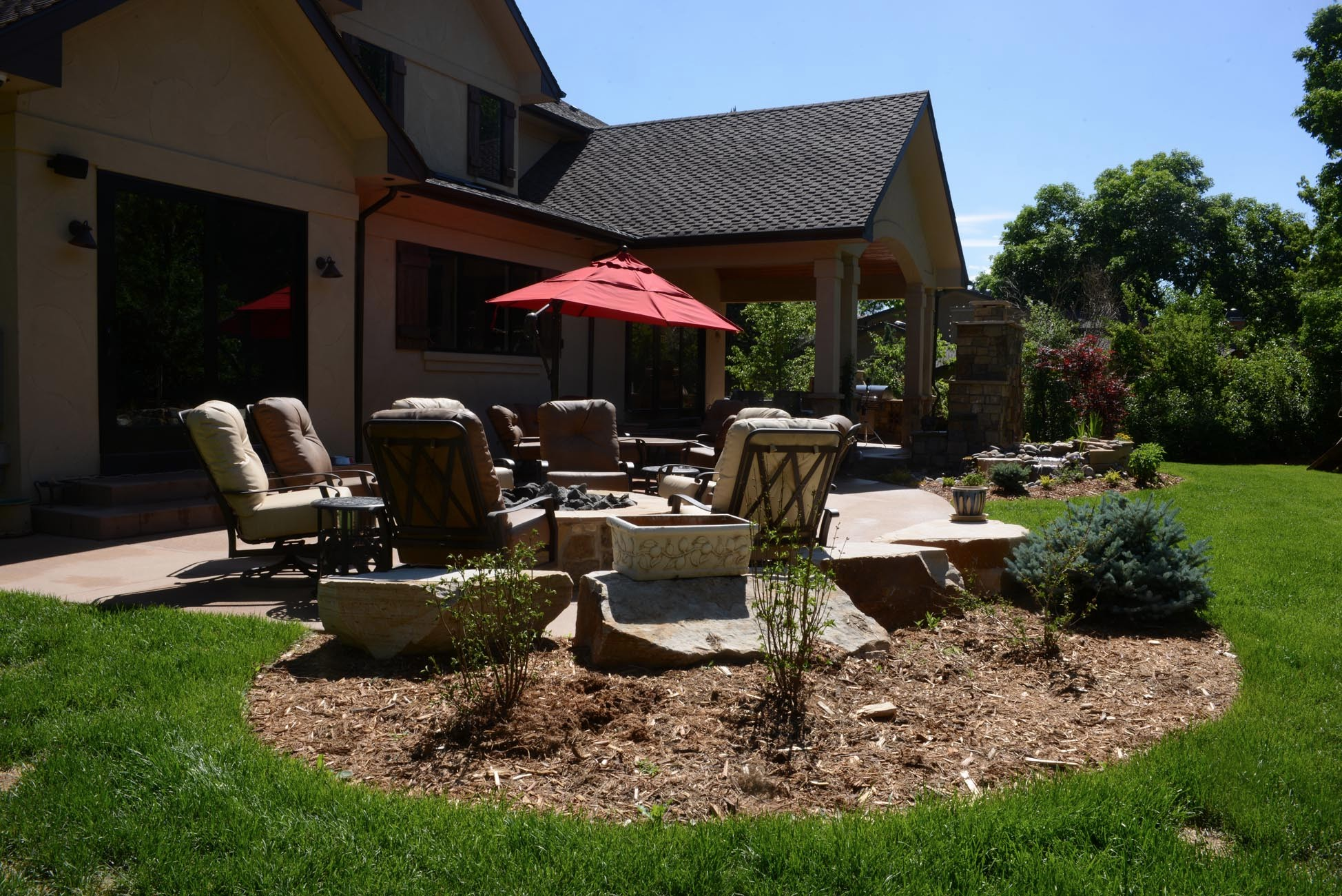 Castle Rock Landscaping Design