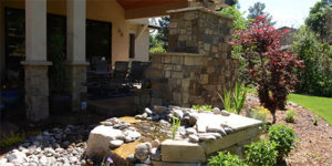 Outdoor Living Spaces in Cherry Hills, Colorado