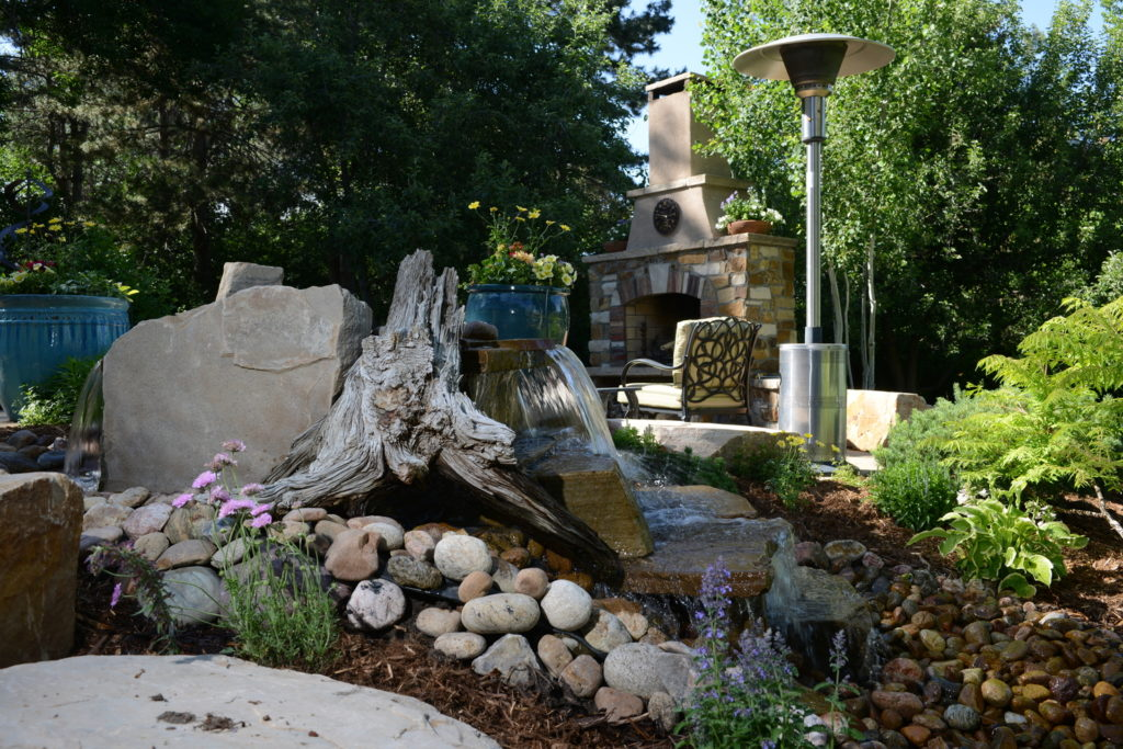 Outstanding Highlands Ranch Co Landscape Design Services